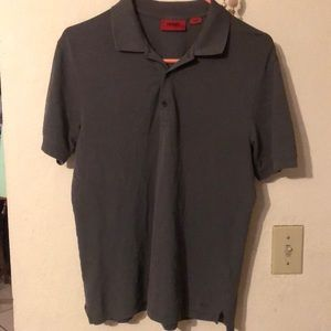 Hugo boss slim fit 3 button polo shirt
